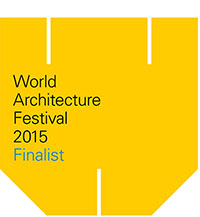 World Architecture Festival 2015 Finalist